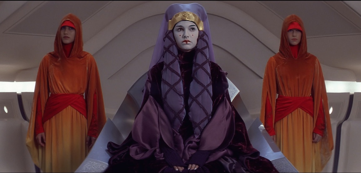 Prequel Trilogy Costumes - Padme Ep I