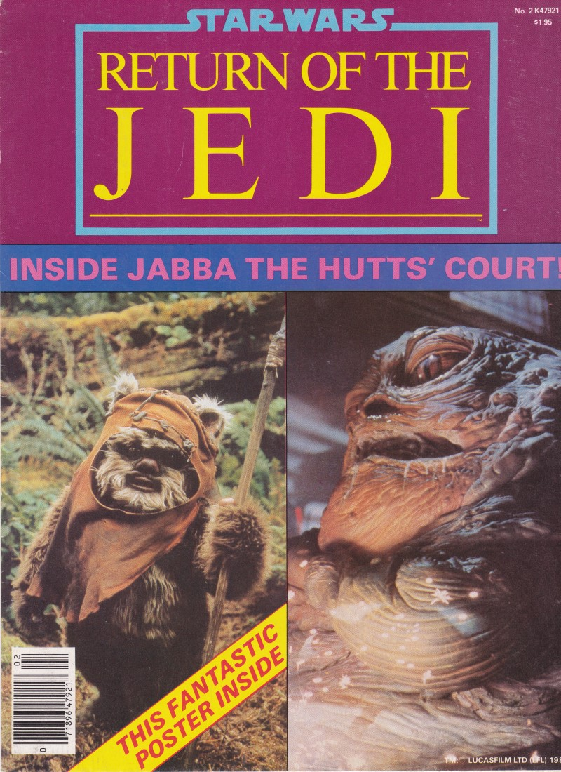 Return of the Jedi Poster - Cover