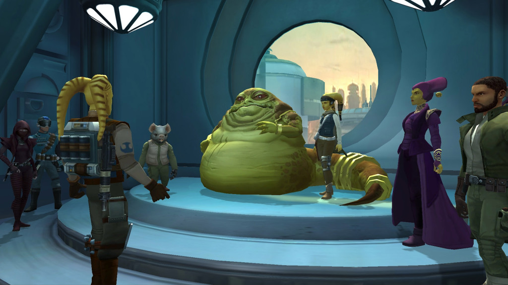 Star Wars: Uprising - Hutt
