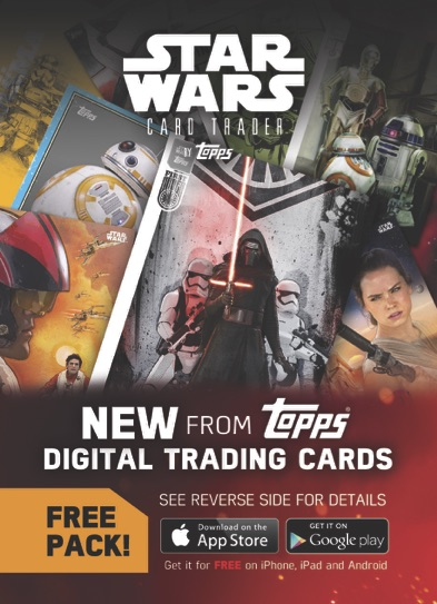 Topps Digital Trading Cards