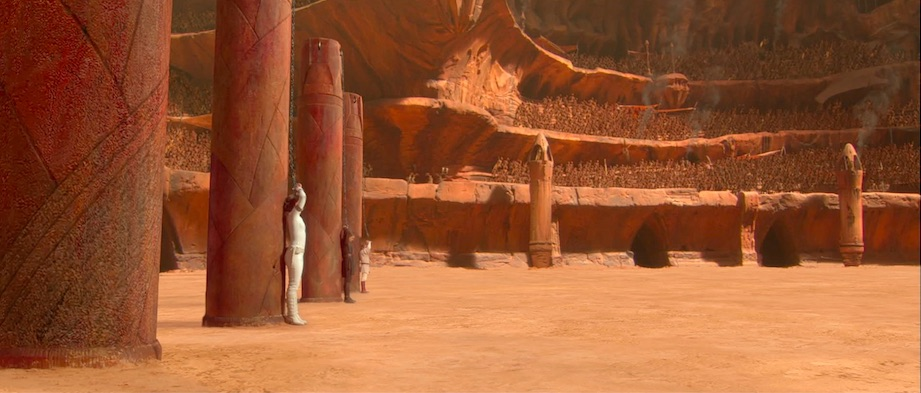 Bad Feeling - Episode II Geonosis Arena