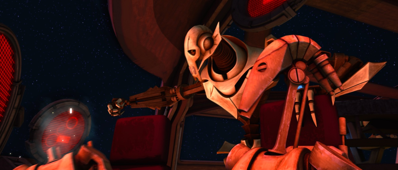 Bad Feeling - Shadow of Vengeance General Grievous