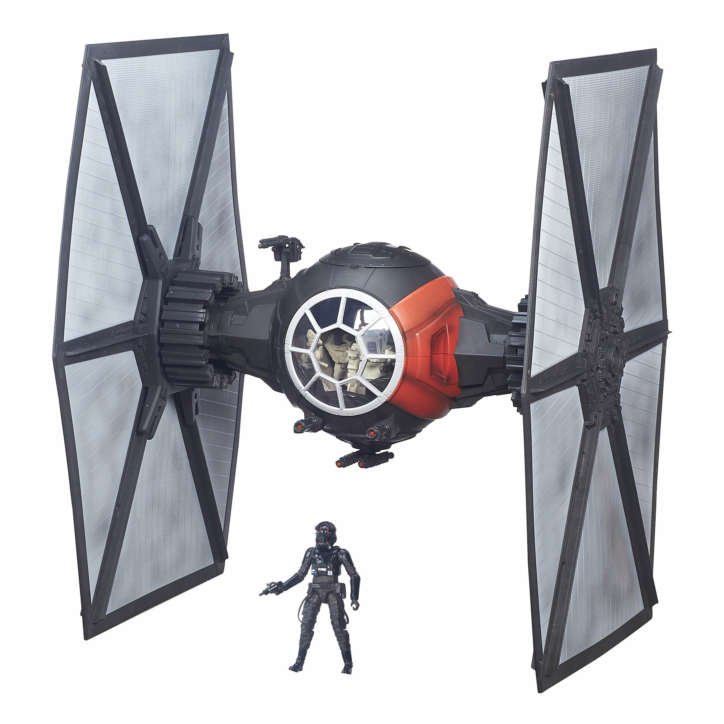 Black Series TIE Fighter