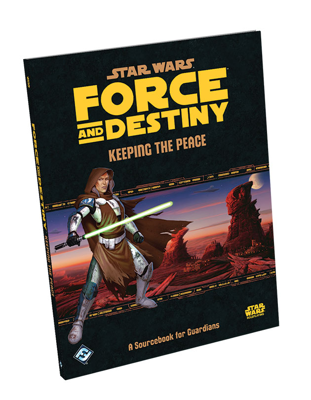 Star Wars Fantasy Flight Games - Force and Destiny
