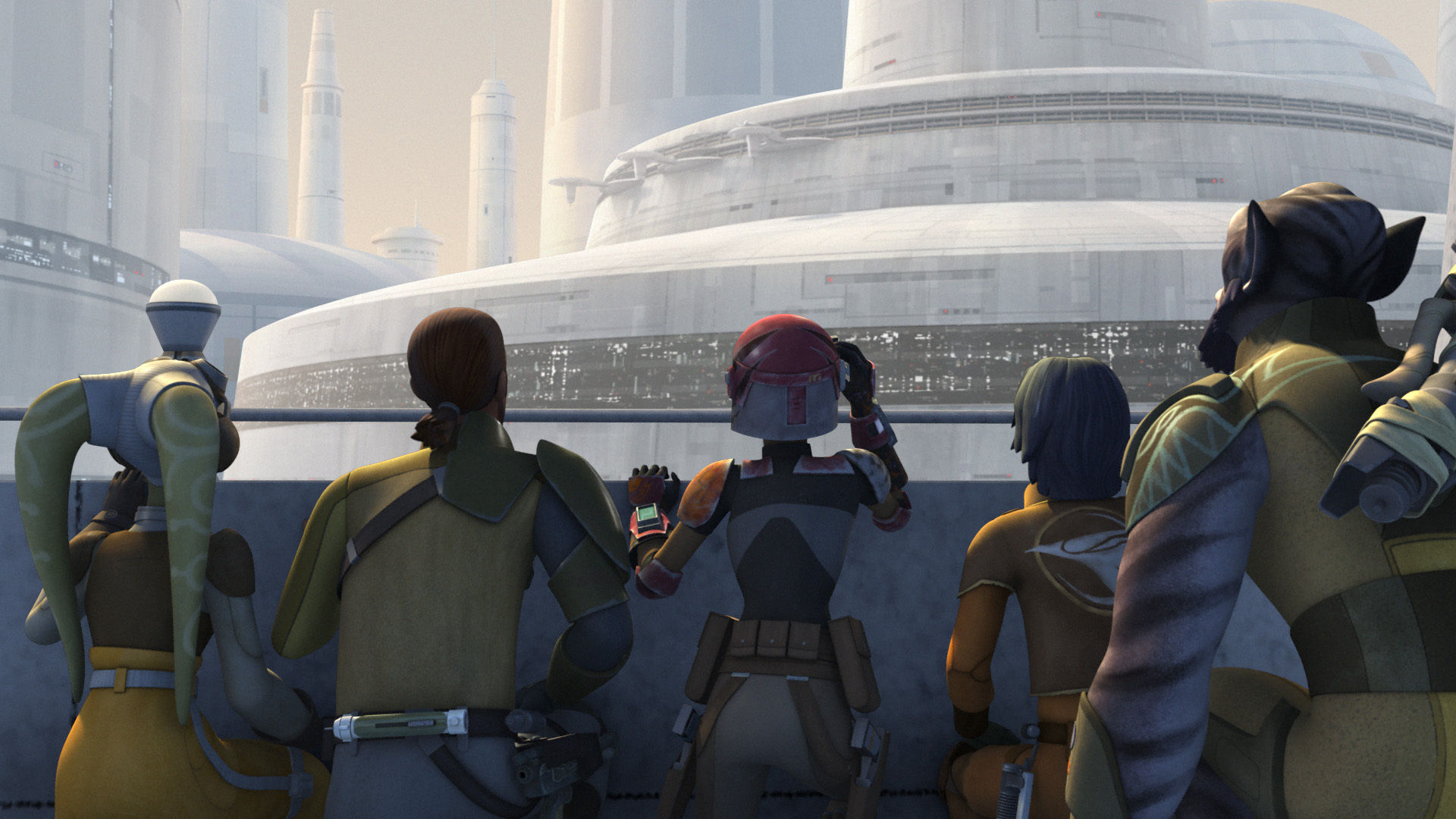 Star Wars Rebels - Vision of Hope - Ghost Crew