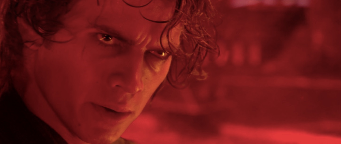 Revenge of the Sith - Anakin on Mustafa