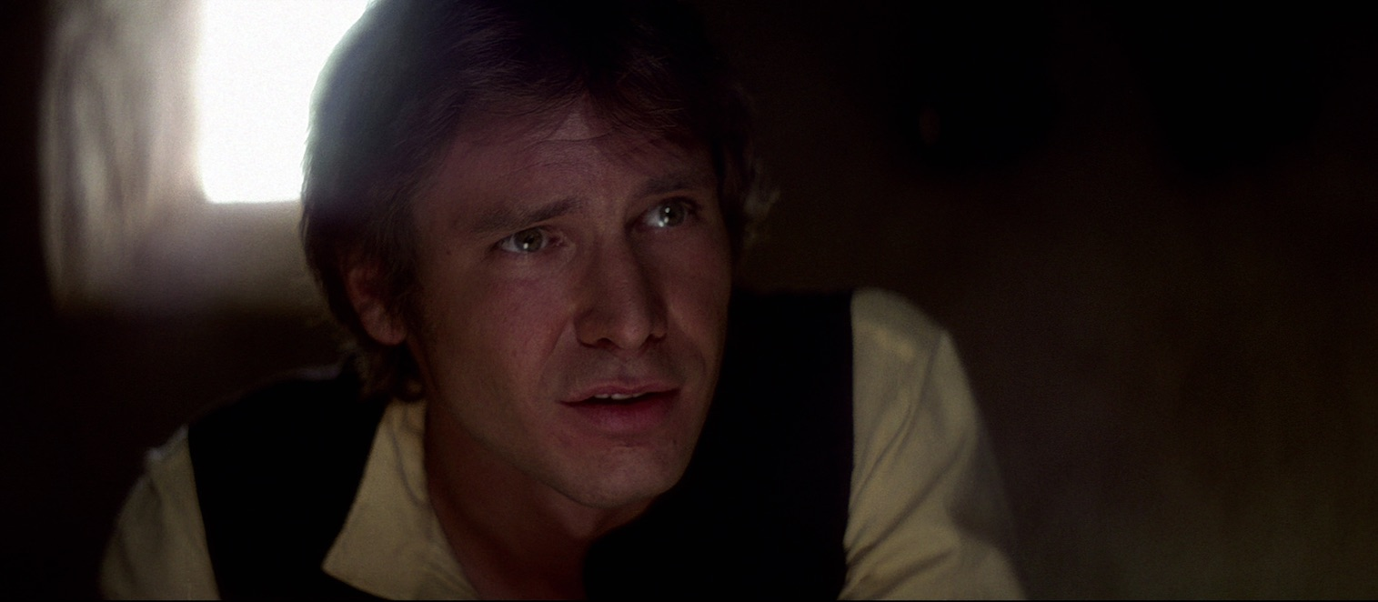 A New Hope - Han Solo in the Mos Eisley Cantina