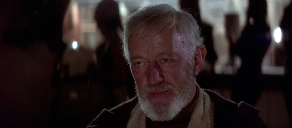 A New Hope - Ben Kenobi in the Mos Eisley Cantina