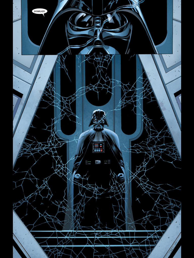 Star Wars #6 - Darth Vader