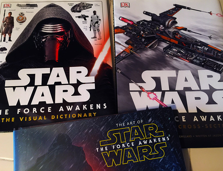 The Force Awakens Books