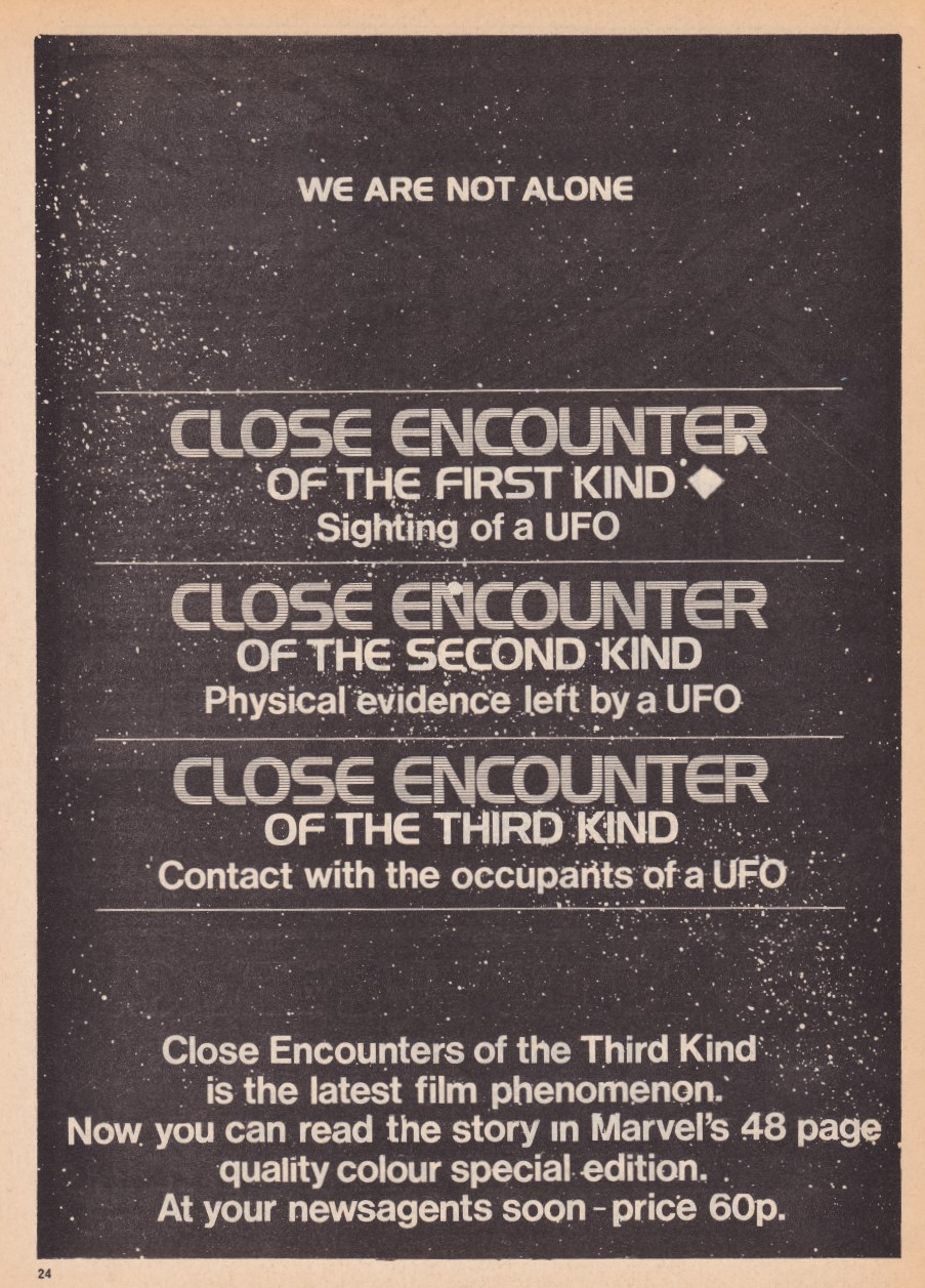 Star Wars Weekly Issue 6 - Close Encounters