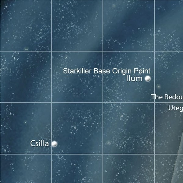 Unknown Regions - Starkiller Base