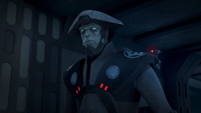 Star Wars Rebels - Fifth Brother