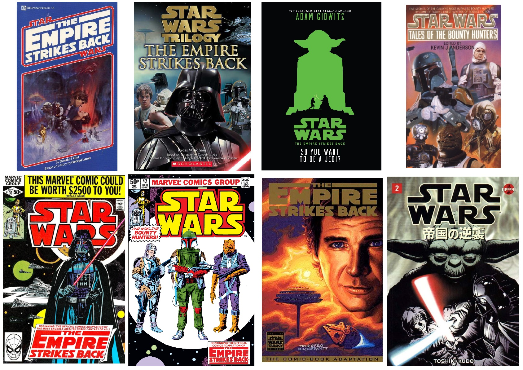 How Book and Comic Adaptations Expanded (and Changed) the Star ...