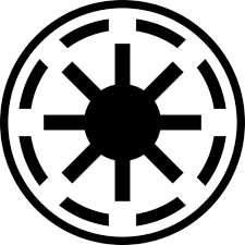 Star Wars - Galactic Republic Symbol
