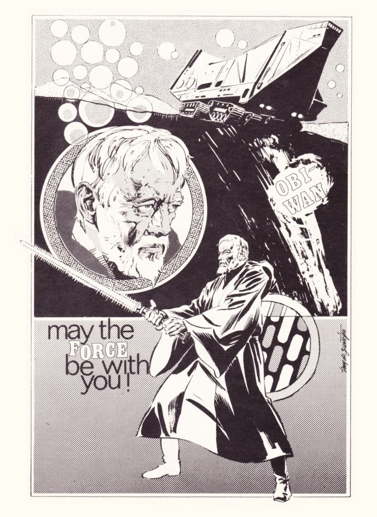 Star Wars Weekly #7 Obi-Wan May the Force be with You