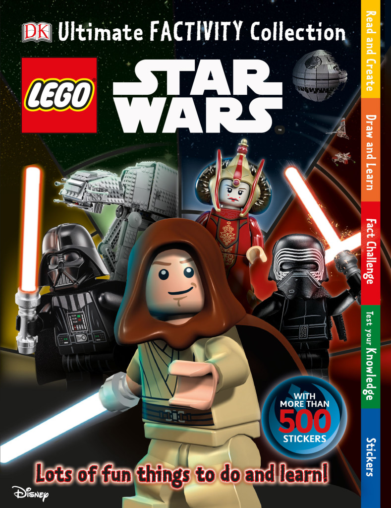 LEGO Star Wars: Ultimate Factivity Collection