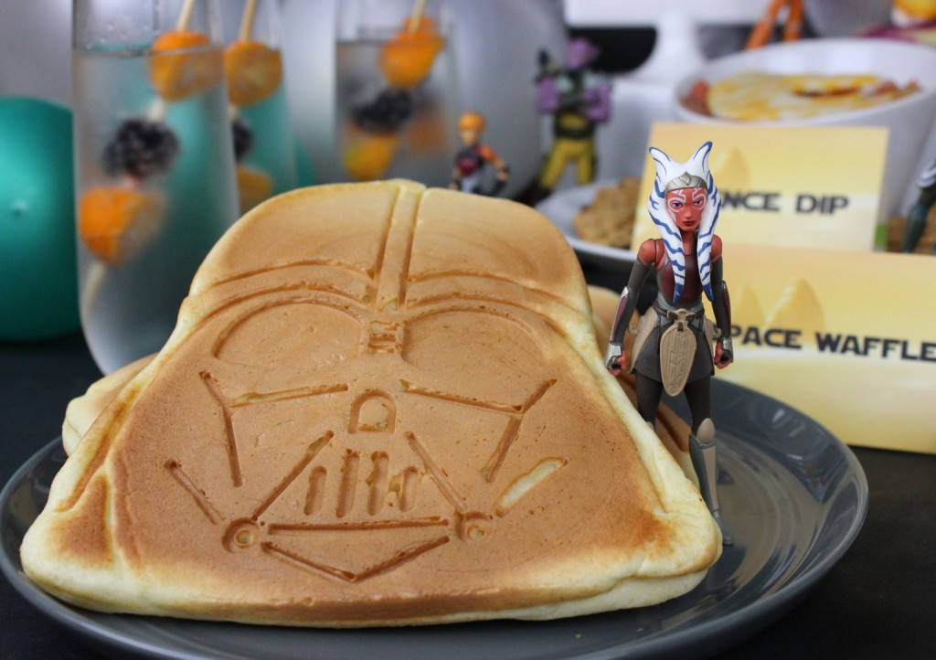Star Wars Rebels Finale Feast