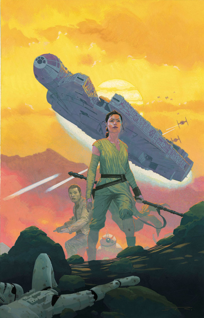 The Force Awakens #1 by Marvel