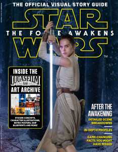 Star Wars: The Force Awakens, The Official Visual Story Guide
