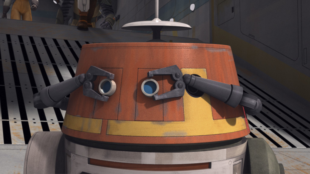 Star Wars Rebels - Chopper