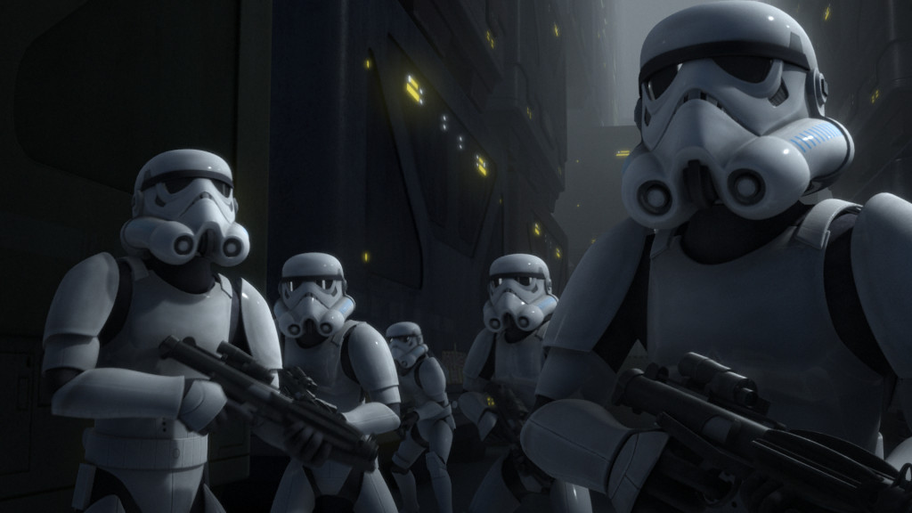 Star Wars Rebels - Stormtroopers