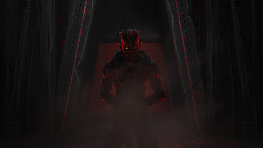 Star Wars Rebels - Maul as The Old Master
