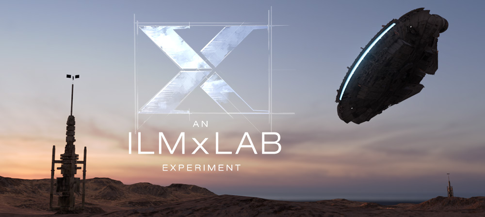 An ILMxLAB Experiment: Trials on Tatooine