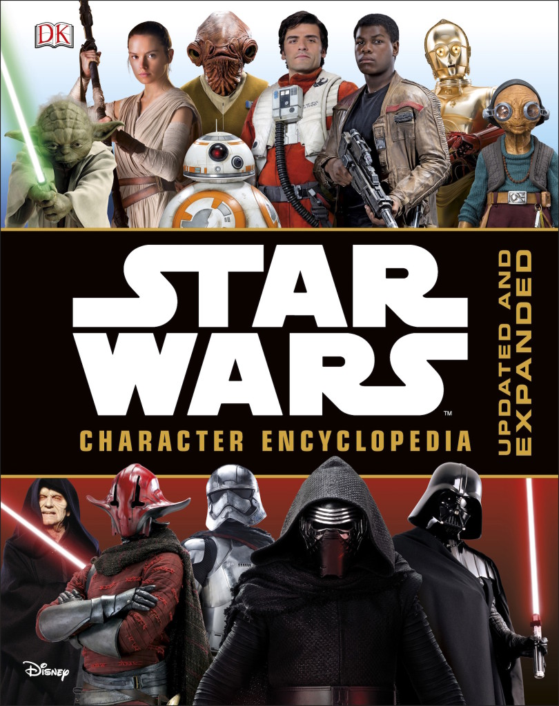 Star Wars Characters Encyclopedia Updated and Expanded