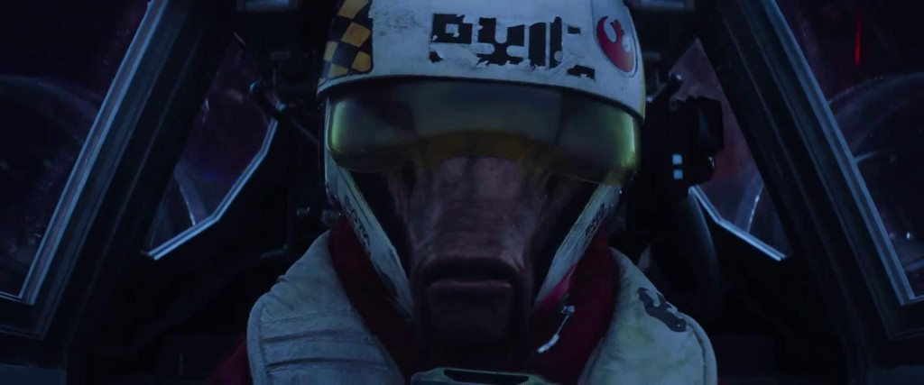 The Force Awakens - Ello Asty