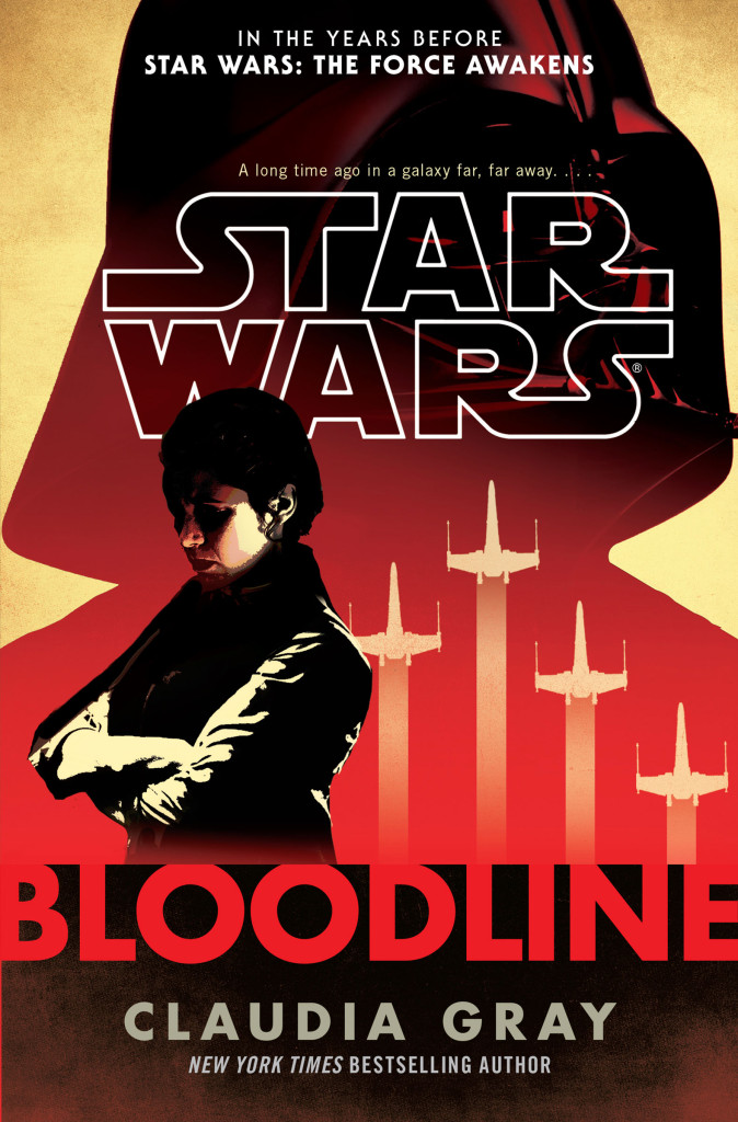 Star Wars: Bloodline cover