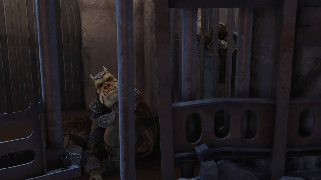 Star Wars Battlefront - Gamorrean Guards