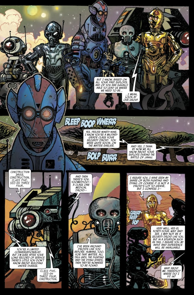 Star Wars C-3PO comic - Page 6