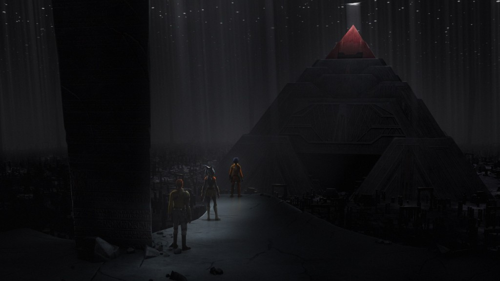 Star Wars Rebels - Sith Temple on Malachor