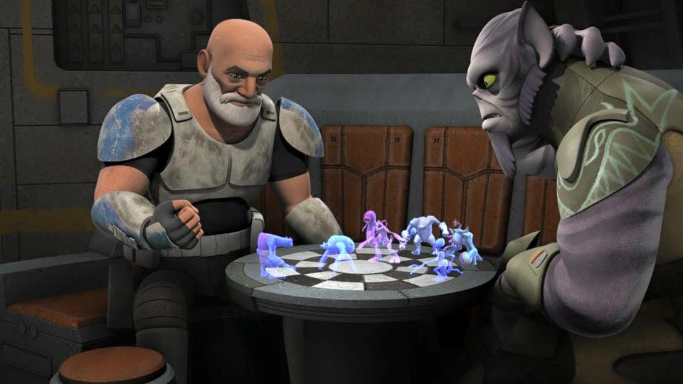 Dejarik in Star Wars Rebels