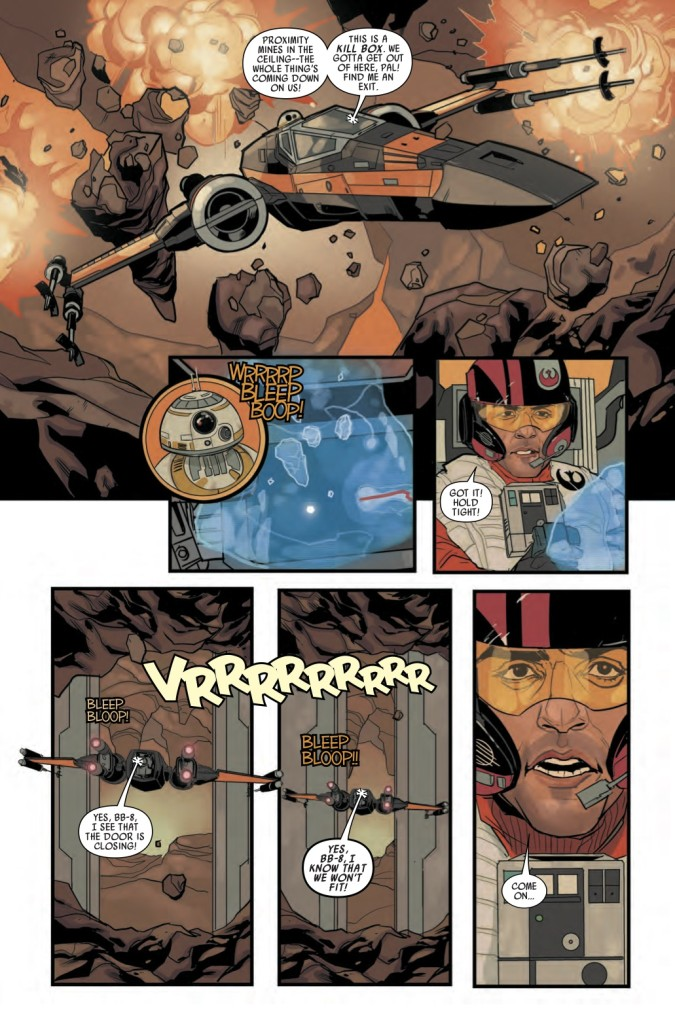 Star Wars Poe Dameron #1 - Page 6