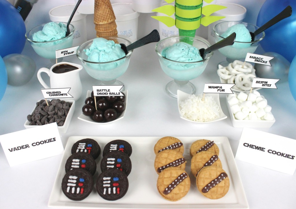 May The 4th Ice Cream Party