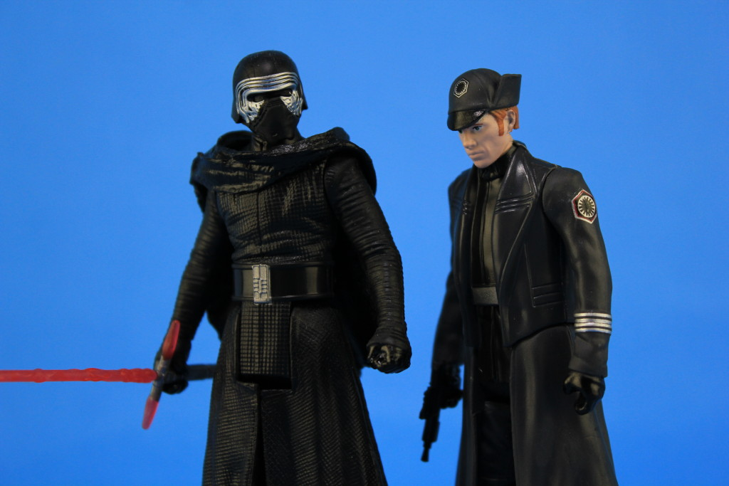 Basic Action Figures by Hasbro - Kylo Ren and General Hux