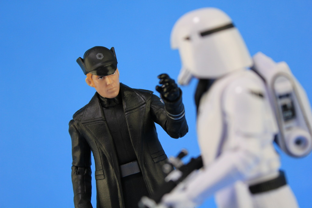 Black Series Action Figures by Hasbro - General Hux