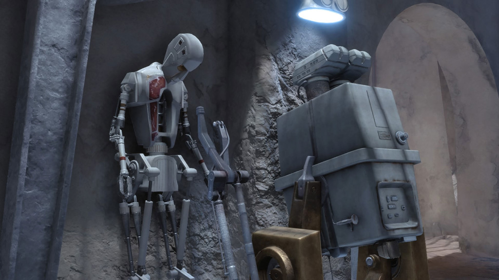 Star Wars Battlefront - Droid Torture Chamber
