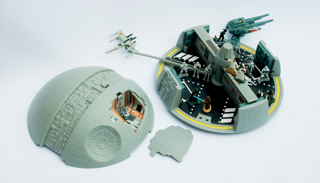Micro Machines - Death Star