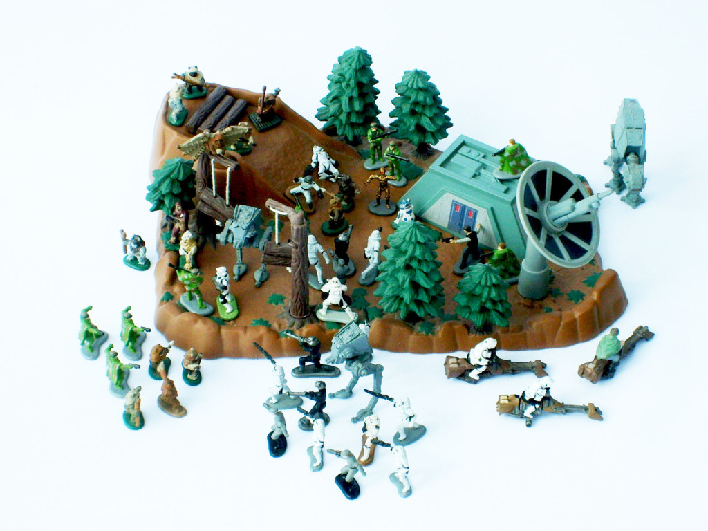 Micro Machines - Endor