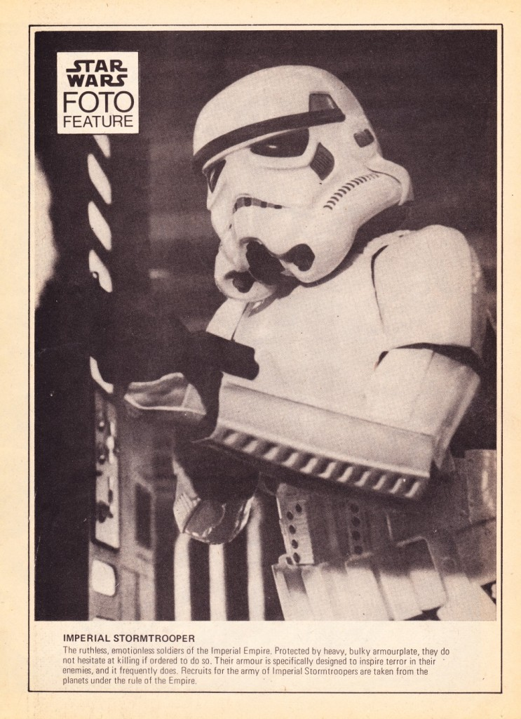 Star Wars Weekly #9 - Stormtrooper