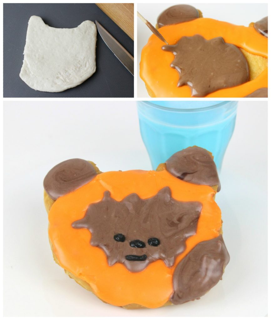 Ewok Donuts Recipe