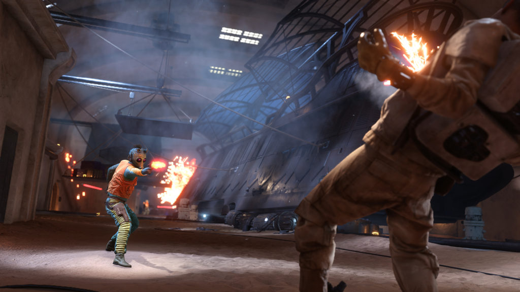Star Wars Battlefront Outer Rim - Greedo