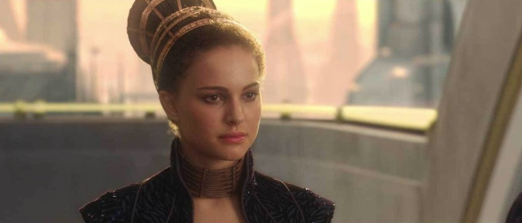 Attack of the Clones - Padme Amidala