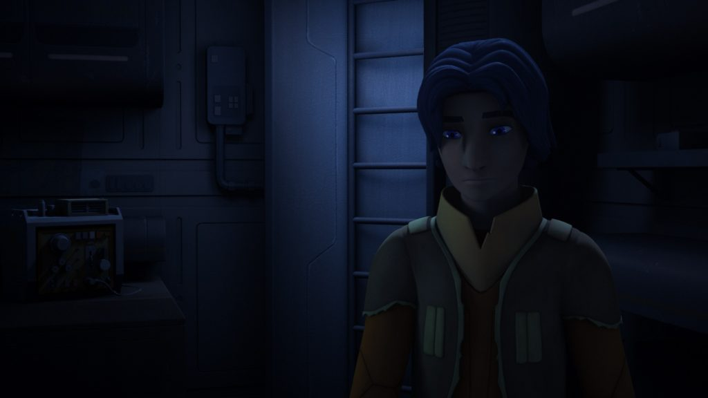 Star Wars Rebels -Ezra