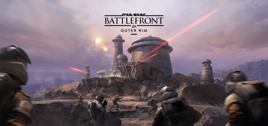 Star Wars Battlefront - Outer Rim