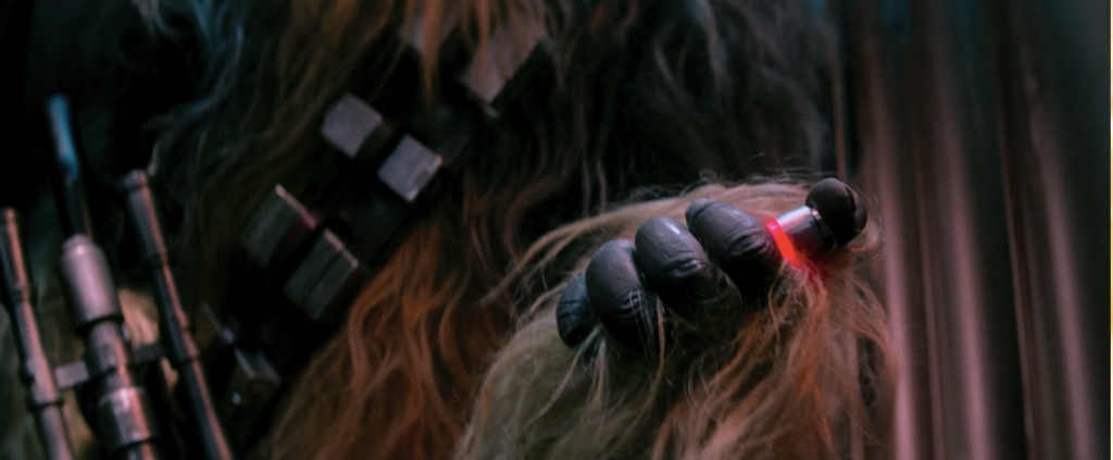 Star Wars: The Force Awakens - Chewbacca