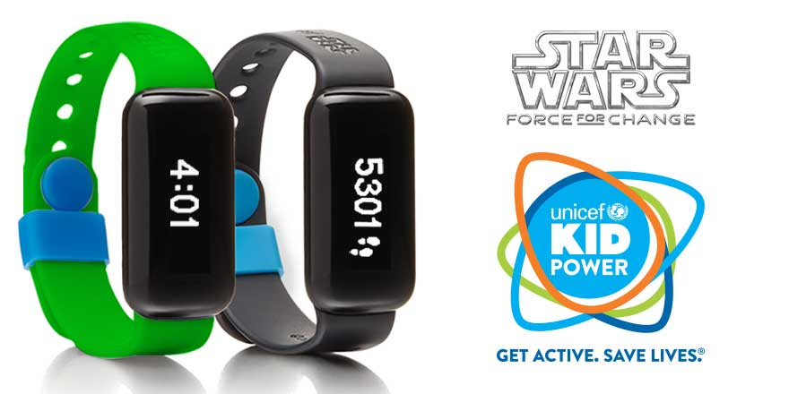 Star Wars: Force for Change - UNICEF Kid Power